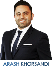 Arash Khorsandi - Partner at Arash Law