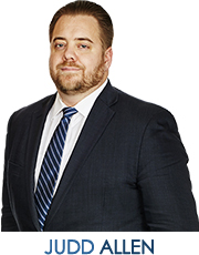 Judd Allen - Trial Attorney at Arash Law