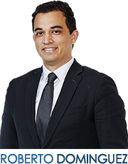 Roberto Dominguez - Trial Attorney at Arash Law Injury Lawyers in California