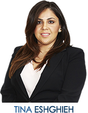 Tina Eshghieh - Trial Attorney at Arash Law Injury Lawyers in California